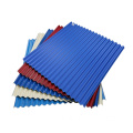 22 Gauge Corrugated Steel Roofing Sheet