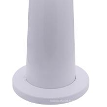 Ventilateur électronique sans lame, socle blanc, ventilateur blanc