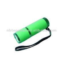 pocket 9 led holster aluminum torchlight