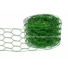 Acoplamiento de alambre hexagonal malla de alambre/las aves de corral