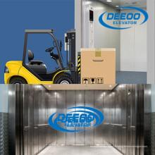 Ascenseur de cargaison de marchandises de grande capacité de charge de vente chaude