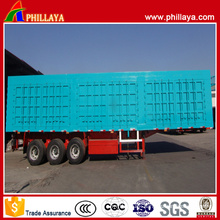 3 Axles High Bed Large Capacity Van Truck Trailer