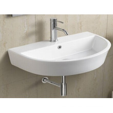 Cuarto de baño de cerámica colgada de la pared (076)