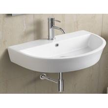 Ceramic Wall Hung Bathroom Basin (076)