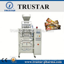 Máquina de envolver helado