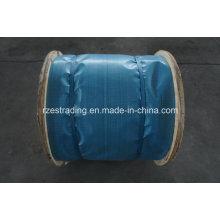 Corda de fio de aço rejeitarem para mineração