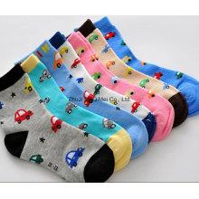 High Quality Children/Kids Cotton Happy Fancy Socks