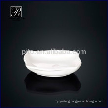 P&T Porcelain factory, ceramics saucer, soy saucer dishes for hotel use