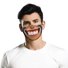 Halloween Christmas Theme 3D Printed Design Mask