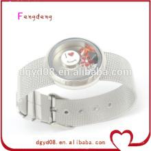 Vente chaude vivant fabricant bracelet médaillon