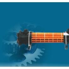 Cilindro hidráulico de alta presión estándar en compresor de aire