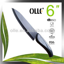 6 Inch Ceramic Carbon Fiber Knife