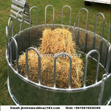 Lembu Galvanized Hot Feed Hay Bale Feeder