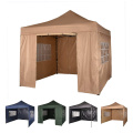 Garten wasserdicht Pop-up-Baldachin Zelt 10x10ft