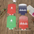 Fancy Printing Christmas Paper Gift Box