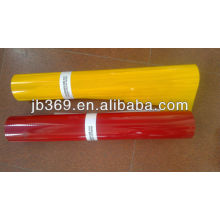 3M red/yellow/white color high intensity grade reflective film/reflective sheeting
