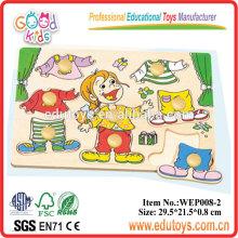 Baby Girl Toy Kindergarten Puzzle