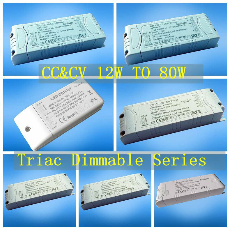 48 volt dimmable led driver