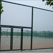 Chain Link Stadium Fence