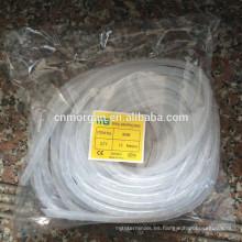 Tubo espiral colorido de la protección del cable de las bandas de envoltura del PE PE con la aprobación del CE