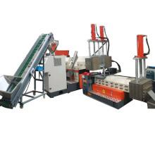 Granulador de plástico pvc abs pe pe máquina de granulação