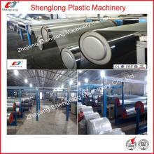 Черновая машина для пластикового плоского волокна (SJ-L)