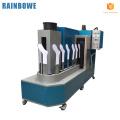 Machine automatique de presse de la chaleur d'alimentation de conseil pour repasser et mettre des chaussettes