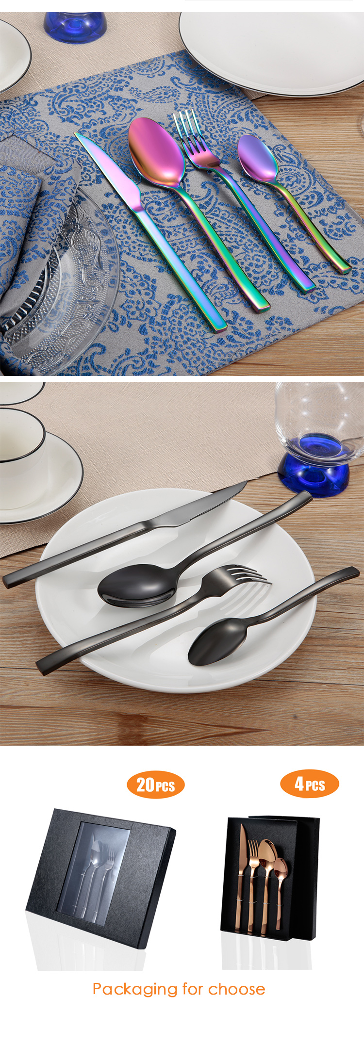 gold thickness cutlery