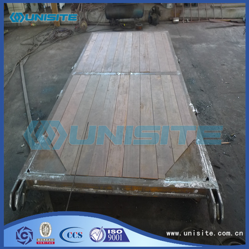 Steel Welded Hopper Panel
