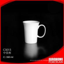 taza de porcelana fina de 2015 venta caliente moda diseño china