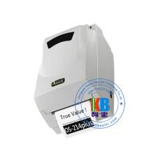 Thermal transfer printing 203dpi monochrome label color grosgrain ribbon printer