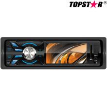 Один стационарный автомобильный видеоплеер с DIN-рейкой DIN Ts-5011F