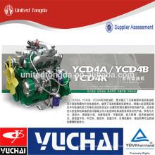 Genuine Yuchai bus diesel engine assy for YC4G