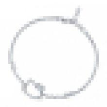 Bracelete de gato bonito 925 prata esterlina das mulheres