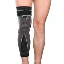 2021 New High Quality Compression Sport Basketball Football Leg Knee Cycling leg knee Brace