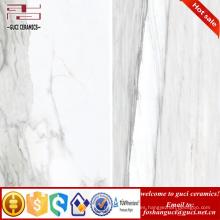 La fábrica de China esmalta el piso y la pared teja la teja de mármol de cerámica