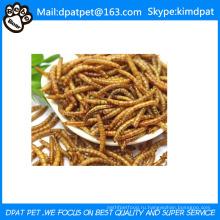 Более низкая цена сушеные мучные черви для птиц корма корма для кур птиц еда