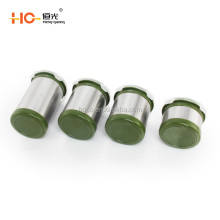 Heng-guang stainless steel canister set 410