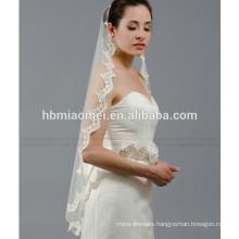 Lace wedding veil long retro feelings bride head yarn Europe and the United States sweet lace bridal veil wedding bridal