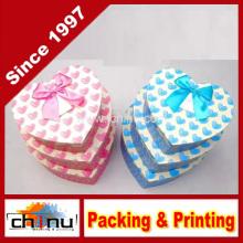 Caixa de presente de papel com OEM personalizado e em estoque (110383)
