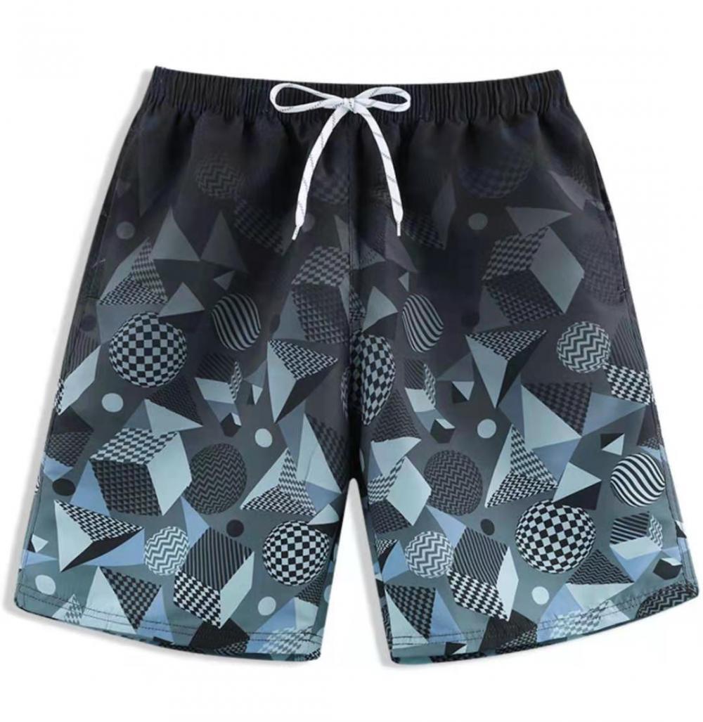 Men's Shorts With Drawstring