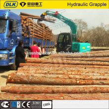 Exkavator 360 Grad rotierenden hydraulischen Holz greifen für 20ton Bagger