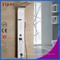 Fyeer Factory Price Cheap Rainfall Panel de ducha de acero inoxidable