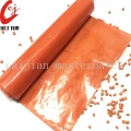 Dark Orange Blowing Film Masterbatch Granule
