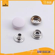 Nylon Cap Metal Snap button BM10803