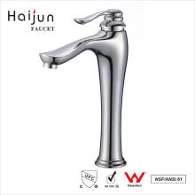 Haijun 2017 de alta calidad Multi-Functiona cUpc baño solo agujero grifo