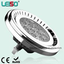 Halogène Taille 12.5W LED AR111 (LS-S012-G53-LWW / LW)