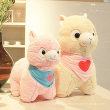 christmas gift cheap toys childrens party decoration giant stuffed animal alpaca plush toy