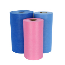 Blue sms smms nonwoven fabric