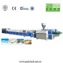 2014 WPC Kunststoff Profil Extrusionslinie
